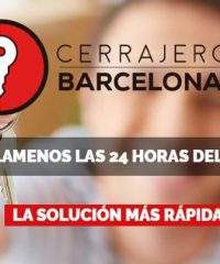 Cerrajeros Barcelona Ya