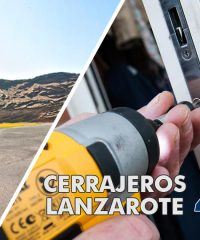 Chedey Weyland. Cerrajero Lanzarote